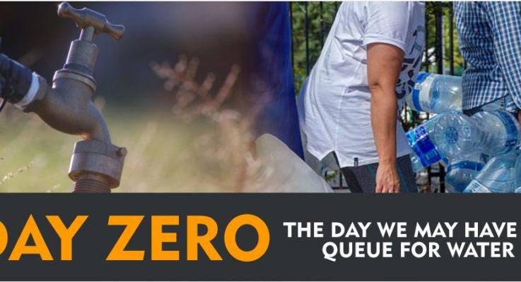 Day Zero Cape Town's water Crisis