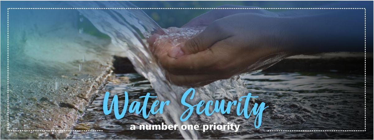 Water Security Needs a Long-Term Focus - Start Harvesting Rain Water