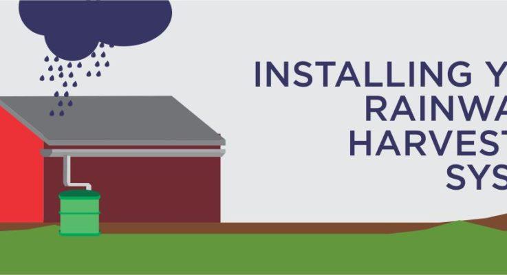 Installing your Rainwater Harvesting Tank