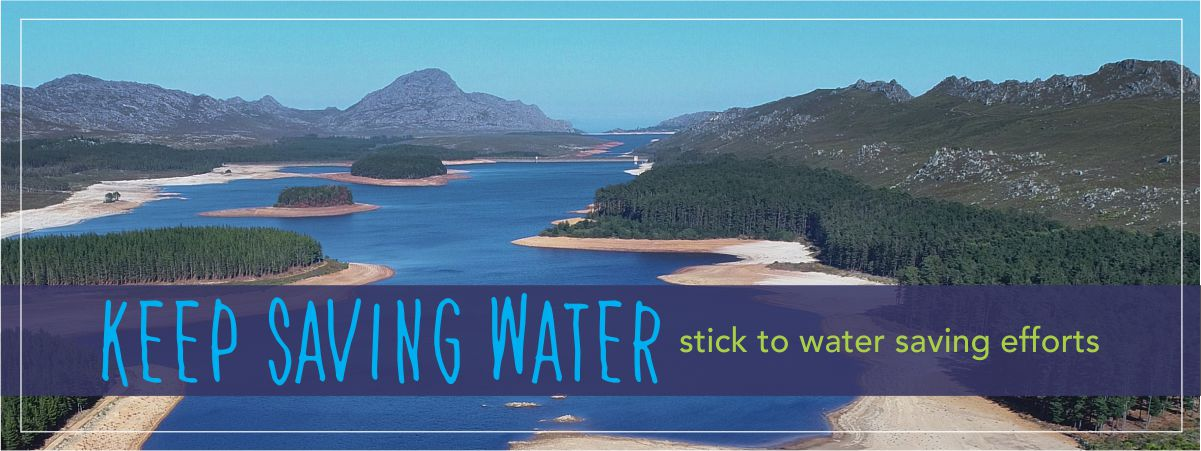 Keep Saving Water | Rainwater Harvesting Cape Town